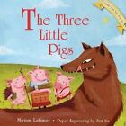 The Three Little Pigs by Miriam Latimer (Hardback, 2013)