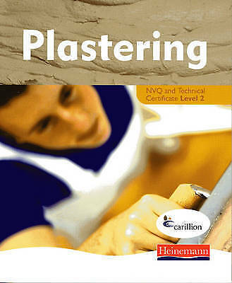 Plastering Level 2 Student Book: Fresh, Practical Resources for-ExLibrary