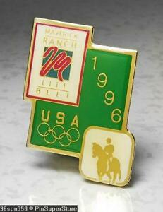 Atlanta 1996 Helpful Olympic Pins 1996 Atlanta Georgia Usa Usa Canoe Kayak Team Usa Noc Country