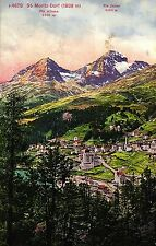 St. Moritz - Dorf, um 1910/20