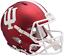 INDIANA-HOOSIERS-NCAA-Riddell-SPEED-Full-Size-Replica-Football-Helmet thumbnail 1
