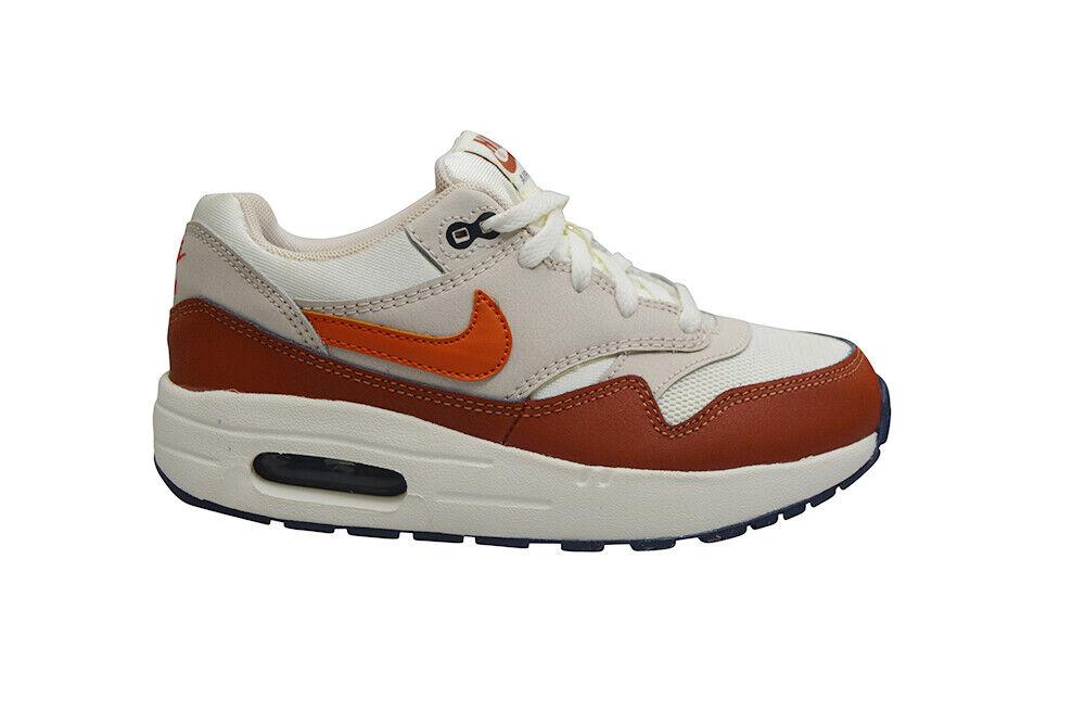 Bambini Nike Air Max 1 (Ps) - 807603103 - Vela Vintage Corallo