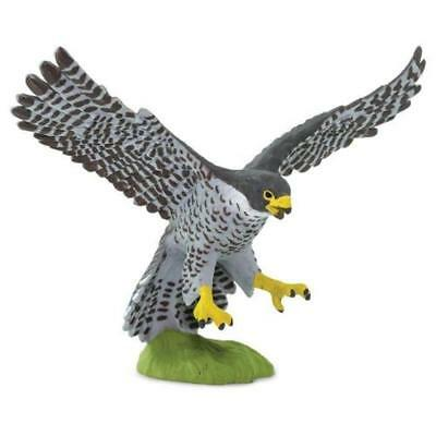 "2.75"" Tall Wings Of The World Plastic #100094 Safari Ltd Peregrine Falcon"