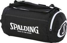 Spalding Rucksack Backpack Essential Basketball anthrazit-schwarz NEU 33953