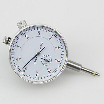 Strict Micrometer 0.01mm Accuracy Instrument Dial Indicator Gauge Measurement #V