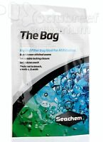The Bag Super Fine Aquarium Filter Media 180 Micron Mesh Welded Seachem 10 X 5