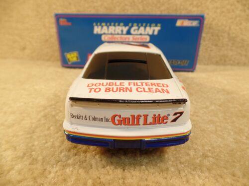 1993 Racing Champions 1:24 Diecast NASCAR Harry Gant Gulf Lite Chevy Lumina #7