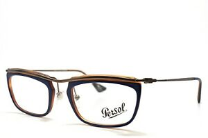 968db0c8ca Image is loading PERSOL-3084V-1009-New-Authentic-Rx-eyeglasses-51-