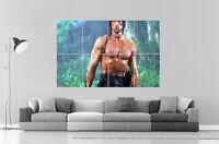 Sylvester Stallone Rambo Wall Poster Grand Format A0 Print