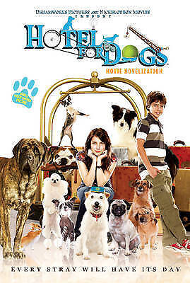 """Hotel for Dogs"" Movie Novelisation, , Very Good Book"