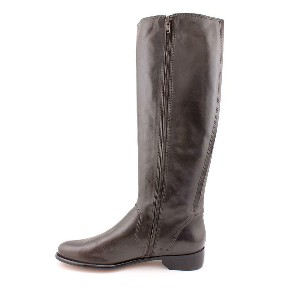 CORSO COMO WOMEN'S  RENA  KNEE-HIGH KNEE-HIGH KNEE-HIGH BOOT Dark BROWN FLORENCE LTHR 8.5,10,9.5 7cf64c