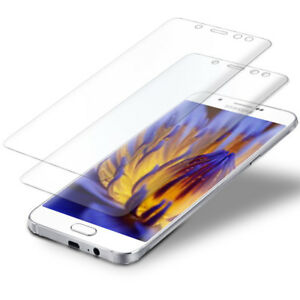 2x-3D-pleine-couverture-en-verre-pour-Samsung-Galaxy-A8-2018-Clear-Protector-courbe-9-H
