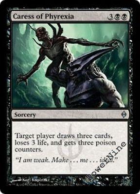 1 FOIL Entomber Exarch Black New Phyrexia Mtg Magic Uncommon 1x x1