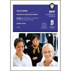 Cisi ICAEW Diploma in Corporate Finance Strategy and Advice BPP Learning Media 9