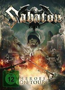 Sabaton-Heroes-auf-Tour-2016-Limitierte-Auflage-2xDVD-CD-Set-Neu-Versiegelt