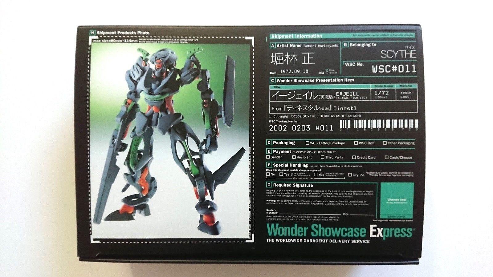 Scythe WSC 011 Wonder Showcase Express