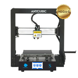 ANYCUBIC i3 Mega-S FDM 3D Drucker Größerer Druckgröße 3,5 Zoll TFT PLA TPU