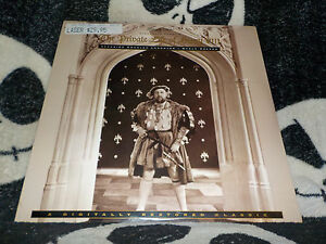 The-Privato-Life-Of-Henry-VIII-Nuovo-Sigillato-Laserdisc-Ld-Ordini