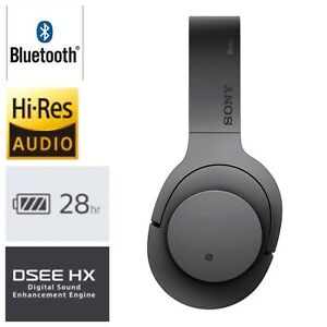 b31712f09780ba Sony h.ear on 2 Wireless Hi-Res Noise Cancelling Headphones WH-H900N ...