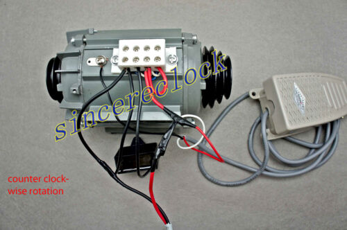 Foot Switch for Watchmaker Lathe Motor