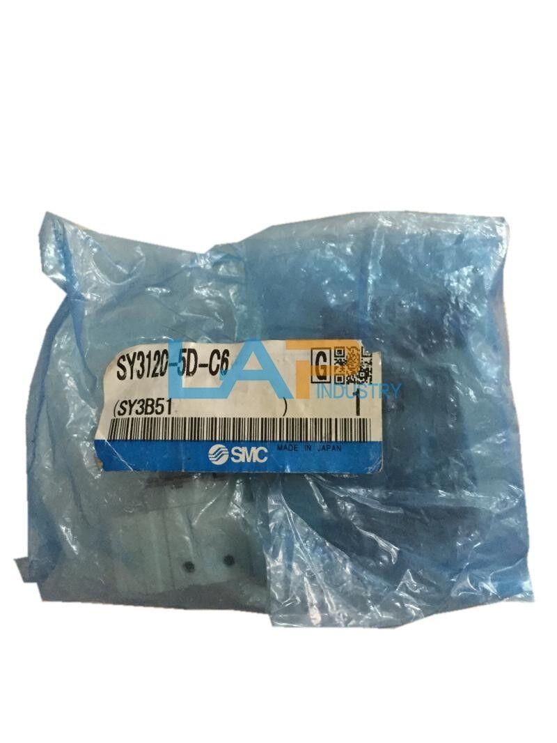 1PC nuevo para SMC Válvula Solenoide SY3120-5D-C6