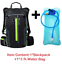 Hydration 10L Backpack Cycling Running Breathable Sports Waterproof Rucksack Bag
