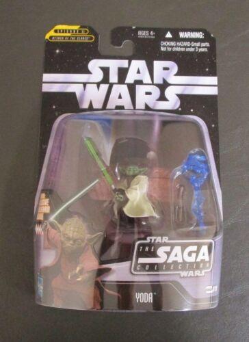 Yoda Battle of Geonosis 2006 STAR WARS The Saga Collection MOC #019 19
