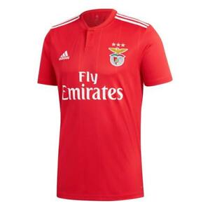 About 2019 Jersey Slb - Red New Benfica Lisboa Home E Sport Details 2018 Portugal