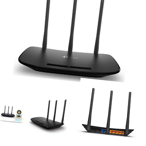 Details about TP-Link N450 Wi-Fi Router - Wireless Internet Router for  Home(TL-WR940N)