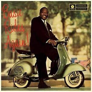 Basie-Count-Basie-Rides-Again-2-Bonus-Tracks-New-Vinyl