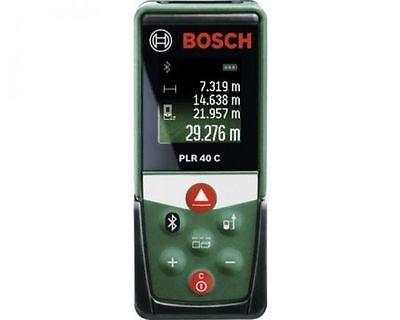 Bosch plr 40 c laser entfernungsmesser ebay