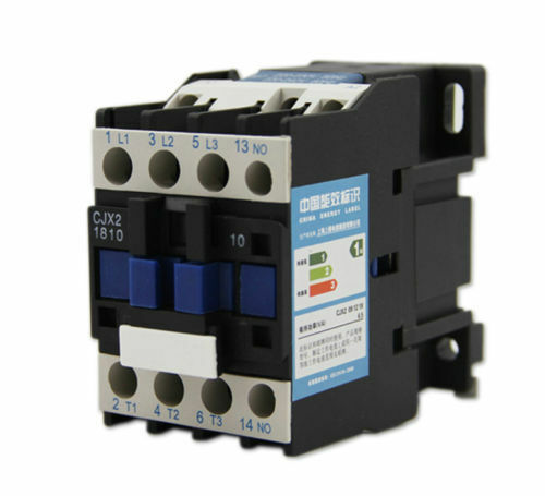 CJX2-1810 3P+NO AC 220V Coil AC Contactor with low price