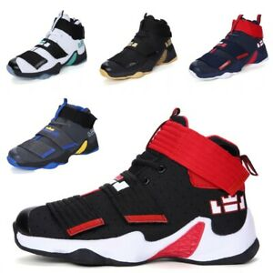 5efb9649e5 Details about Men's Basketball Shoes Boots Super 11 Sports Sneakers XI  Classic Mandarin Duck