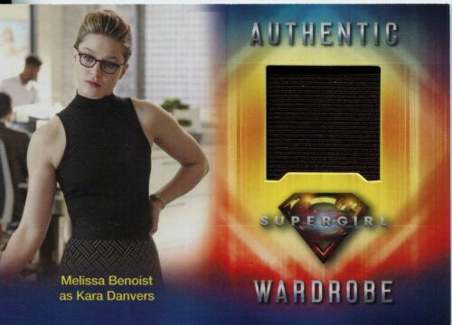 Supergirl Season 1 Wardrobe Card M24 Melissa Benoist as Kara Danvers