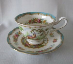 Royal-Albert-Chelsea-Bird-CUP-amp-SAUCER-2-AVAILABLE-WILL-COMBINE-SHIPPING