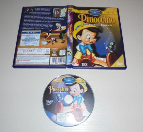 1 von 1 - Walt Disney Pinocchio Special Edition  DVD  sehr guter Zustand