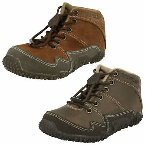 'boys Cat' Casual Boots Rope P201636 - Andre