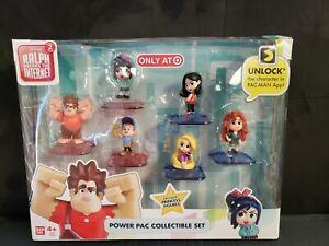 Wreck It Ralph 2 Breaks The Internet PowerPac Collectible Set Figures Disney NEW