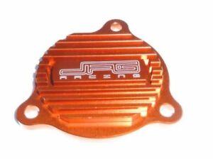KTM-250-XCF-W-2015-POMPE-A-HUILE-CACHE-BOUCHON-orange-grave-b9l