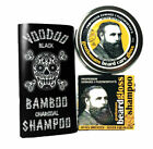 Professor Fuzzworthy's Beard Shampoo All Natural Oils From Tasmania 115gm Read