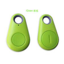 GPS Tracker Tag Car Bag Key Locator Tracer Finder Green Smart Bluetooth 4.0