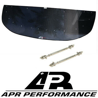 APR Carbon Fiber Front Wind Splitter Blade (Mitsubishi Lancer EVO X 10 with Lip)