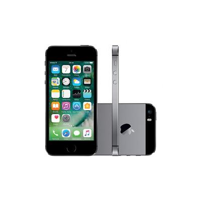 IPHONE 5S RICONDIZIONATO 16GB GRADO A/B NERO GREY ORIGINALE APPLE