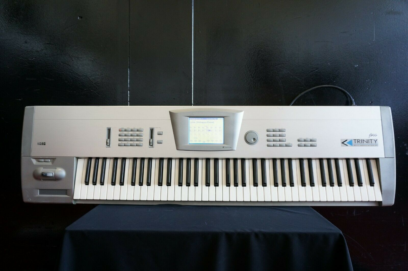 KORG Trinity Pro V2 Music Workstation DRS Polyphonic Synthesiser Sequencer