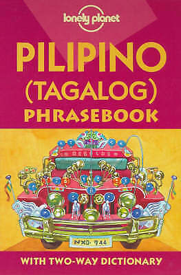 1 of 1 - Lonely Planet Pilipino (Tagalog) Phrasebook (Lonely Planet Phrasebooks)