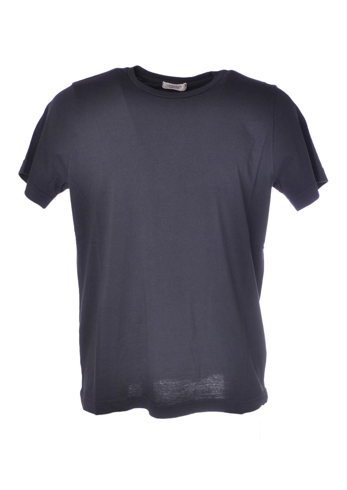 CROSSLEY - Topwear-T-shirts - Man - Blau - 5057025F191315