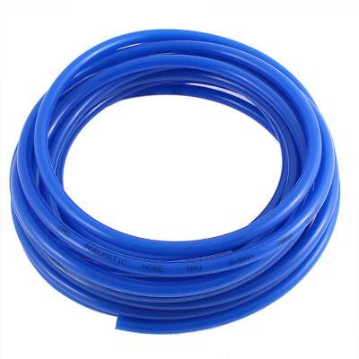 12mm x 8mm Pneumatic Air PU Hose Pipe Tube Clear 1 Meters