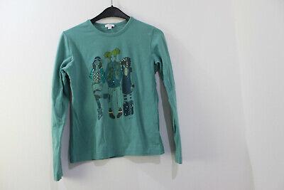 Costruttivo Microbe Miss Grant Shirt Verde Strasse ❤ Tg. 7 Anni 116 ** 122-mostra Il Titolo Originale In Vendita