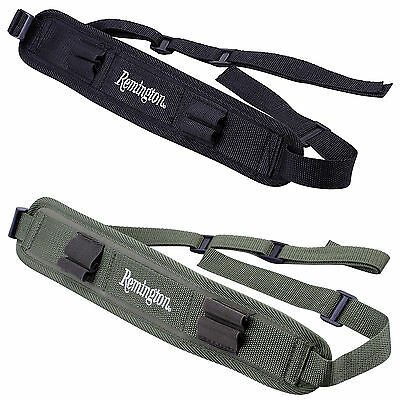 Nylon Adjustable Rifle Sling with Swivels Padded Non-Slip Shoulder Gun Strap