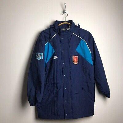 Vintage Nike Premier Arsenal jacket 90's | eBay